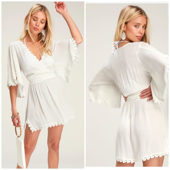 03ee6239a4b Lulu's Swim | Salenwot Beach Cover Up Dress | Poshmark